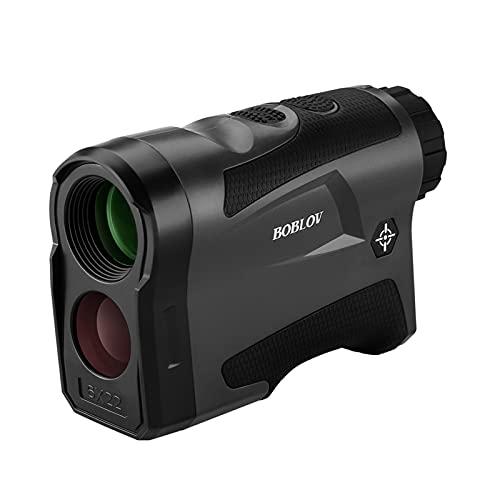 Finder Digital Gama de golf Finder Caza Gama de Caza Confiliar Distancia Distancia Entffernungster FrasstandsMeter Telemetre de Golf Para la caza y el golf ( Color : LF600G )