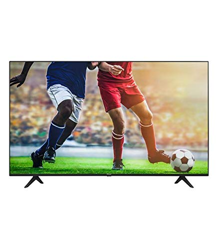 Hisense UHD TV 2020 58A7100F - Smart TV Resolución 4K, Precision Colour, escalado UHD con IA, Ultra Dimming, Audio DTS Studio Sound, Vidaa U 4.0, Compatible Alexa