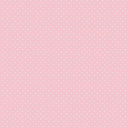 Ab 0,5 Meter babrause/® Baumwollstoff Sternchen Altrosa Webware Meterware Popeline OEKOTEX 150cm breit