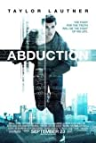 Abduction - Taylor Lautner – Movie Wall Poster Print –