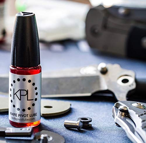 KPL Knife Pivot Lube Knife Oil
