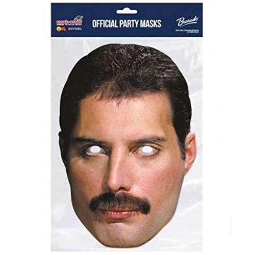 pequeño y compacto Máscara Ruby-Freddie Mercury (QFMER01)