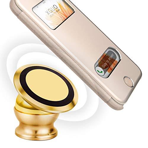 PhoneStar Auto Handyhalterung Magnet KFZ Halter 360 Grad drehbare Handy Halterung selbstklebend passend für iPhone 11, 11 Pro, 11 Pro Max, Xs, Xs Max, XR, X, Mate 20 Lite, P30 Pro, Galaxy S10, S9, S8
