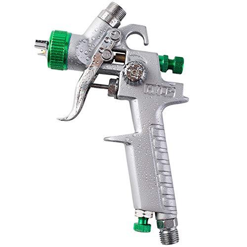 Mini HVLP Air Lackierpistole Autoreparaturpistole Detail Ausbesserungslack Sprayer Nozzle 0.8mm
