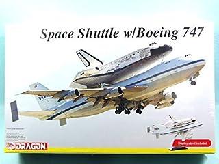 NASA スペースシャトル W/747 1/144 DML14705 m