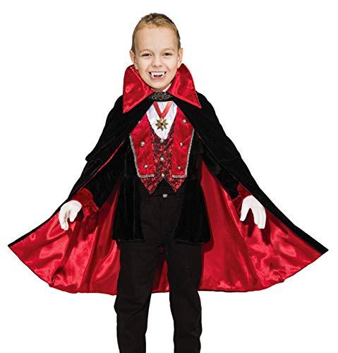 Vampire Costume for Boys Funnlot Boys Vampire Costume Deluxe Vampire...