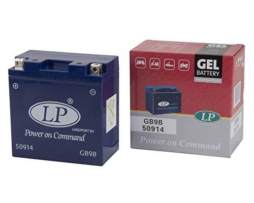 Güde Batterie GEL 12 V 9 AH für Schneefräse GSF 1700 6,5 PS ES und GRSF 11 PS