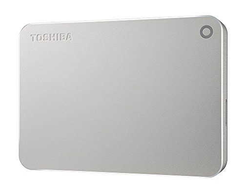 Toshiba Canvio Premium 3 TB Portable Hard Drive - HDTW130XC3C1