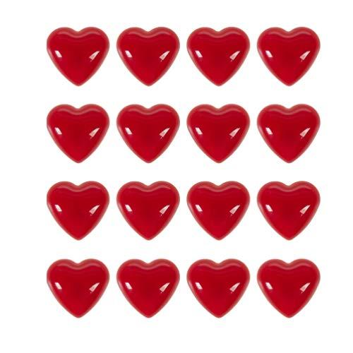 VOSAREA 16 Stücke Bettdecken Clips Blumen Herz Form Bettdeckenhalter Bettdeckenclips Bettlakenhalter rutschfest Bettbezug Halter