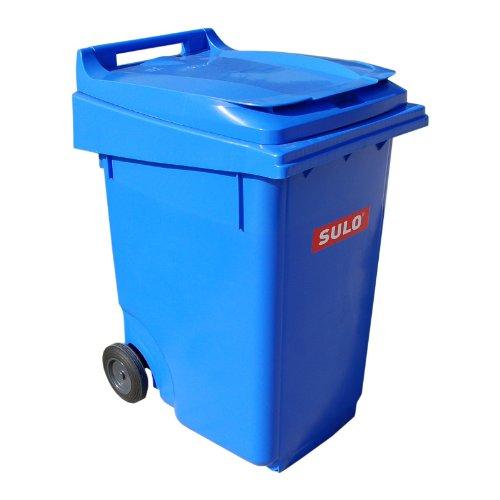 Sulo Mülltonne 360 Liter, blau