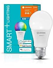 LEDVANCE 4058075208469 SMART BTA60RGBW 9W 230VFR E27 TL4X1LEDV, Renkli