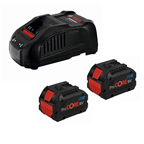 Bosch Professional 18V System Akku ProCORE18V 8.0Ah + Ladegerät GAL 188 CV (im Karton)