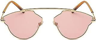 Gothic Steampunk Sunglasses Men Women Metal WrapEyeglasses Round Shades Brand Designer Sun glasses Mirror