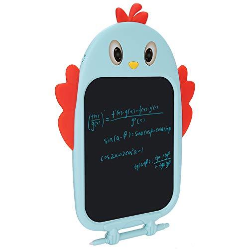 Tablero De Dibujo LCD, Equipado Con Una Tecla Para Borrar La Función Tablero De Escritura A Mano De Dibujos Animados Para El Hogar Para La Escuela