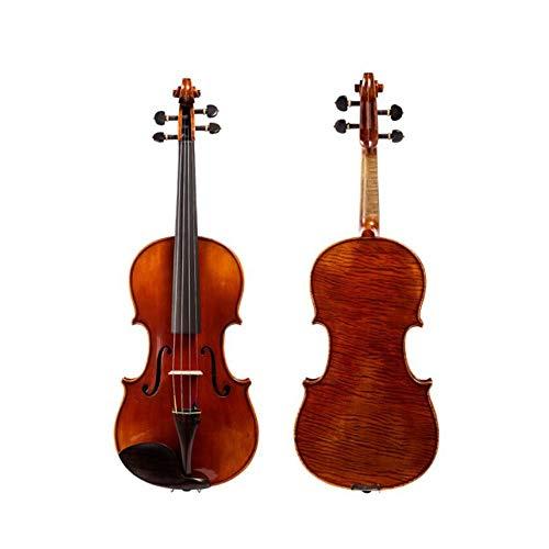 QiANZICAIDIAN viool muziekinstrument 4/4 volwassenen, handgemaakt, 30 jaar, professionele viool, esdoorntest, met hygrometer in begeleidende tas, muziekinstrumenten 4/4