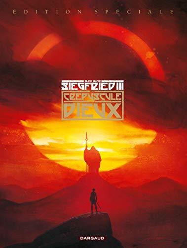 Siegfried, Tome 3 : Le crépuscule des dieux, Edition spéciale