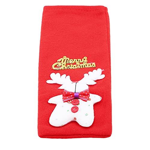 FEITeng - Bolsa para botellas con cinta para vino, champán, boda, Navidad,...