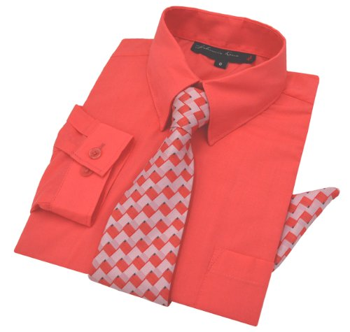 10 best coral dress shirt for boys for 2020
