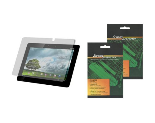 iShoppingdeals - 2X Matte Screen Protector for ASUS Transformer Pad Infinity TF700T Tablet