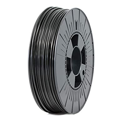 ICE Filaments ICEFIL3PLA004 PLA filament, 2.85mm, 0.75 kg, Brave Black