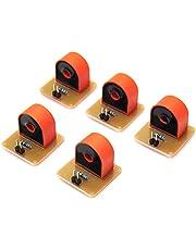 Gikfun EK1344x5U - Módulo transformador de corriente AC (5 unidades, 5 A, para Arduino Electronic Beginner Bricolaje, EK1344x5U)