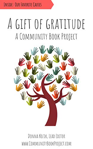 A Gift of Gratitude: A Community Book Project (English Edition)