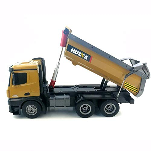 Zeyujie Remote Control Dump LKW-Spielzeug, Engineering Spielzeugauto, 1:14...