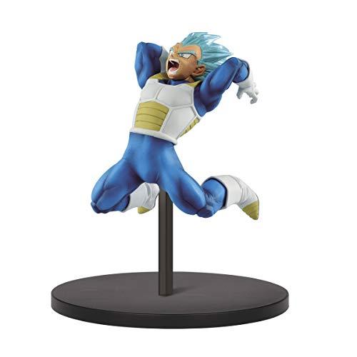 Banpresto, Dragon Ball Super Chosenshiretsuden SSGSS Vegeta Figure