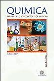 Fundamentos de química general: para el estudiante de Medicina (Química - Todo sobre esta materia en los diversos campos.)
