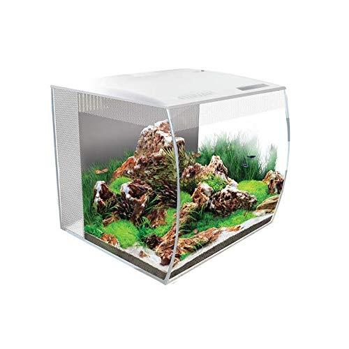Fluval Flex LED Freshwater Kit White 15 Gallon