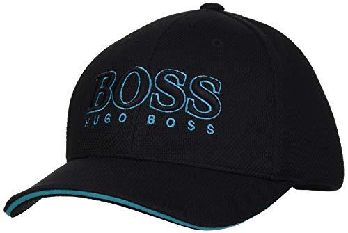 BOSS Herren Cap US Baseballkappe, Black, ONESI