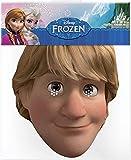 Frozen: El Reino del Hielo (Frozen) - Kristoff - Máscaras rígidas Tipo Tarjeta -...