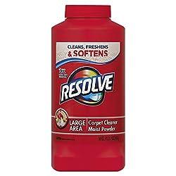 Resolve Dry Carpet Cleaner Review Carpet Cleaner Expert
