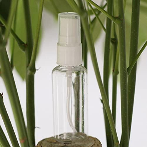 BiaBai Perfume cosmético Subenvasado Botella de Spray de Niebla Fina Botella de Viaje Transparente