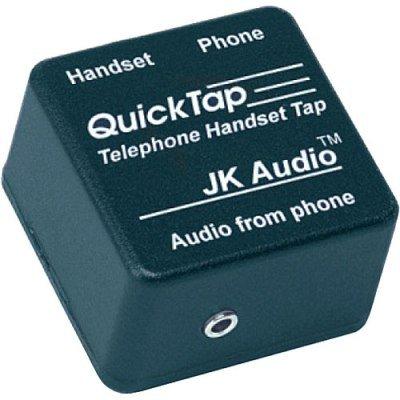 ؛ JK Audio QT Quicktap Phone Handset