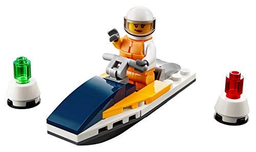 LEGO LGO RENNBOOT Beutel
