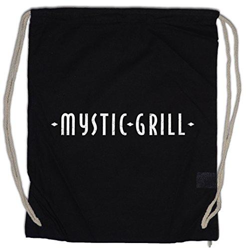 Urban Backwoods Mystic Grill Turnbeutel Sporttasche