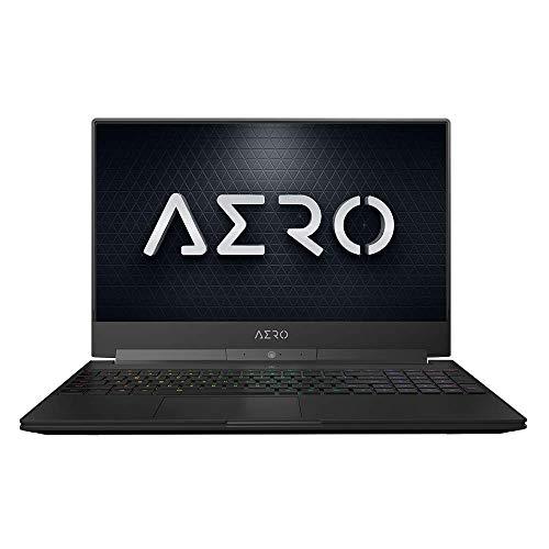 Gigabyte Aero 15-X9 Black Notebook 39.6 cm (15.6