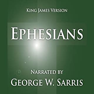 The Holy Bible - KJV: Ephesians cover art