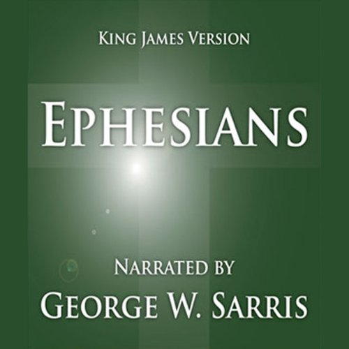 The Holy Bible - KJV: Ephesians audiobook cover art