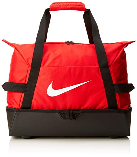 Nike Acadmy Team L Borsone, Unisex – Adulto, University Red/Black/White, Taglia Unica