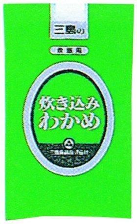 三島食品)炊き込みわかめ 300g