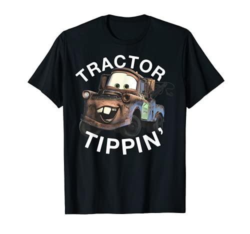 Disney Pixars Cars 3 Mater Tractor Tippin' Graphic T-Shirt T-Shirt