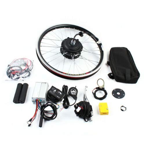 Wangkangyi Kit de conversión de bicicleta eléctrica de 36 V 250 W...
