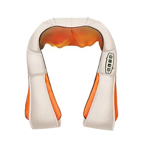 Knetender Massage-Schal-Infrarotheizungs-Funktions-Schulter-Taillen-Bauch 4D Massage Verwendbar Für Familie Und Auto Gebrauch