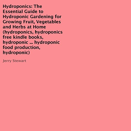 Hydroponics Audiobook By Jerry Stewart cover art