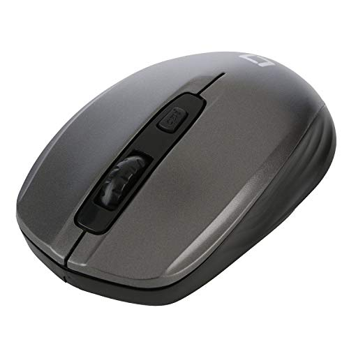 Live Tech MSW-14 2.4 Ghz Wireless Optical Mouse (Silver)