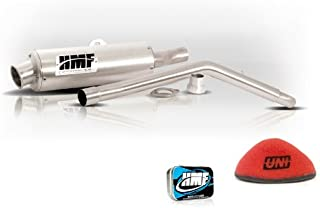 HMF Yamaha Raptor 250 2008-2013 Full Exhaust Muffler & Jet Kit + UNI Filter
