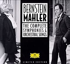 Mahler: Complete Symphonies & Orchestral Songs Box set Edition by Dietrich Fischer-Dieskau, Christa Ludwig, Philip [1] Smith, Barbara Hendricks, J (1998) Audio CD