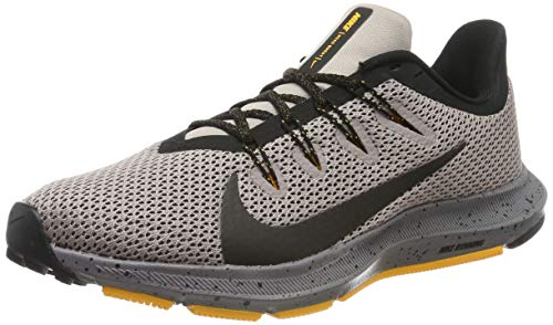 Nike Quest 2 Se, Zapatillas de Correr Mujer, Multicolor (Pumice/Black/Rust Pink/Laser Orange 200), 38 EU
